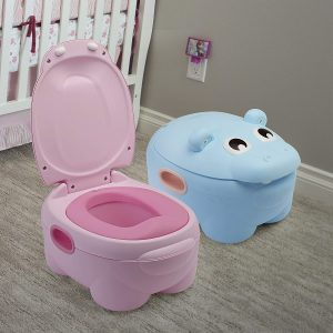 best potty training set for kids in india in 2020 luvlap hippo dippo baby potty training set