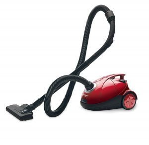 Eureka-Forbes-Quick-Clean-DX-1200-Watt-Vacuum-Cleaner-for-Home-with-Free-Reusable-dust-Bag-Red-