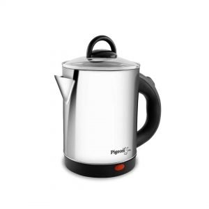 Pigeon-by-Stovekraft-Quartz-Kettle-with-Stainless-Steel-Body-1.7-litres-with-1500-Watt-boiler-for-Water-milk-tea-coffee-instant-noodles-soup-etc
