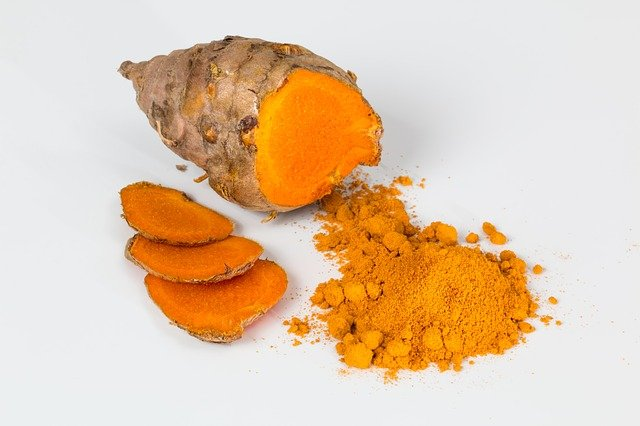 Turmeric for acne and pimple