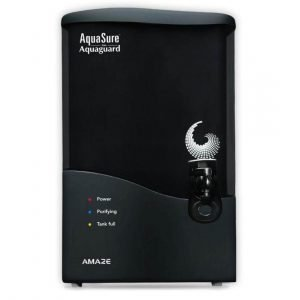 Eureka Forbes AquaSure from Aquaguard Amaze RO+UV+MTDS 7L Water Purifier