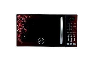 Godrej 25 L Convection Microwave Oven (GME 725 CF1 PZ Cherry Blossom, Cherry Blossom)