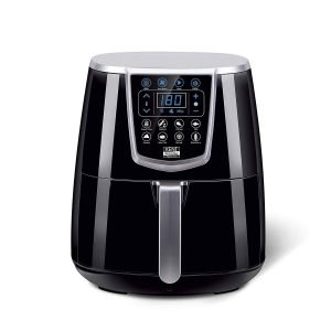 KENT Hot Air Fryer 16033 1350-Watt (Black)