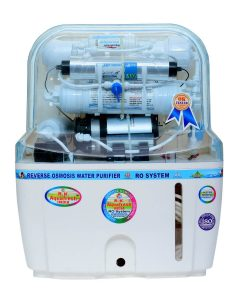 R.k. Aqua Fresh India Swift 12ltrs 14Stage Purification water purifier