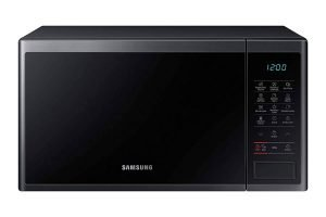 Samsung 23 L Solo Microwave Oven (MS23J5133AG TL, Black)