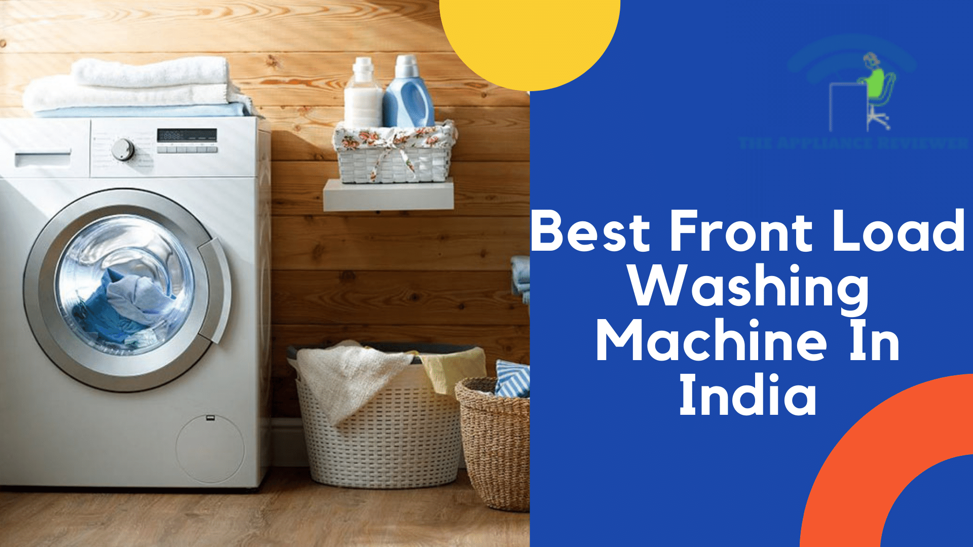 Best Front Load Fully Automatic Washing Machine in India