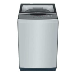 Bosch 6.5 Kg Fully-Automatic Top Loading Washing Machine (WOE654Y0IN grey)