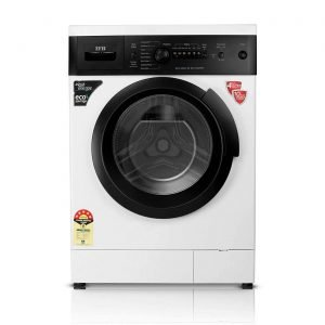 IFB 6 kg 5 Star Fully-Automatic Front Loading Washing Machine (Diva Aqua BX, White Black matte, In-Built Heater)