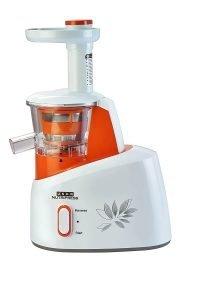 Usha Nutripress (361S) 200-Watt Cold Press Slow Juicer