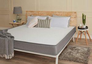 Wakefit Dual Comfort Mattress - Hard & Soft, Queen Bed Size (78x60x5)