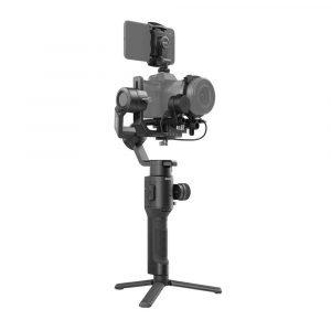 DJI-Ronin-SC-Pro-Handheld-Camera-Gimbal-Combo-Black-360-Degree-Movement-with-Focus-Motor-Rod-Mount-Focus-Wheel-and-Focus-Gear-Strip