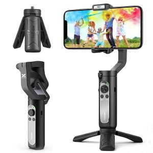 hohem-3-Axis-Gimbal-Stabilizer-for-Smartphone0.5lbs-Lightweight-Foldable-Phone-Gimbal.