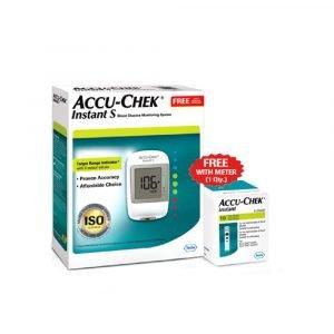 Accu-Chek-Instant-S-Glucometer